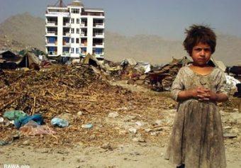 Measuring Multidimensional Poverty in Kabul city