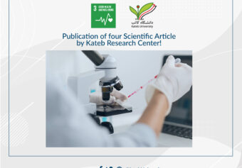 Publication of Four Scientific Articles by Kateb Research Center!